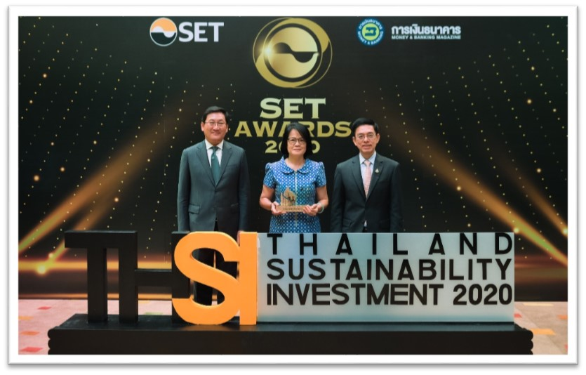 Thailand Sustainability Investment 2020